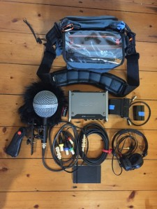 Petrol Sound bag & kit