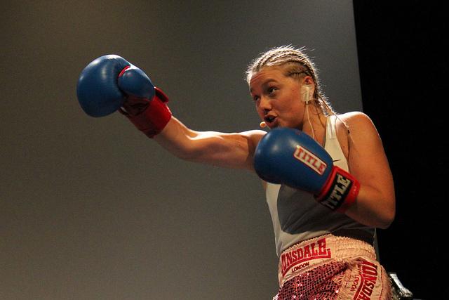 laura bowler boxing