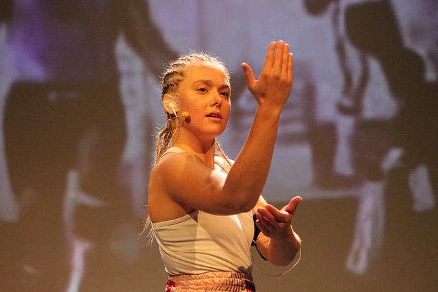 Laura Bowler Tai Chi